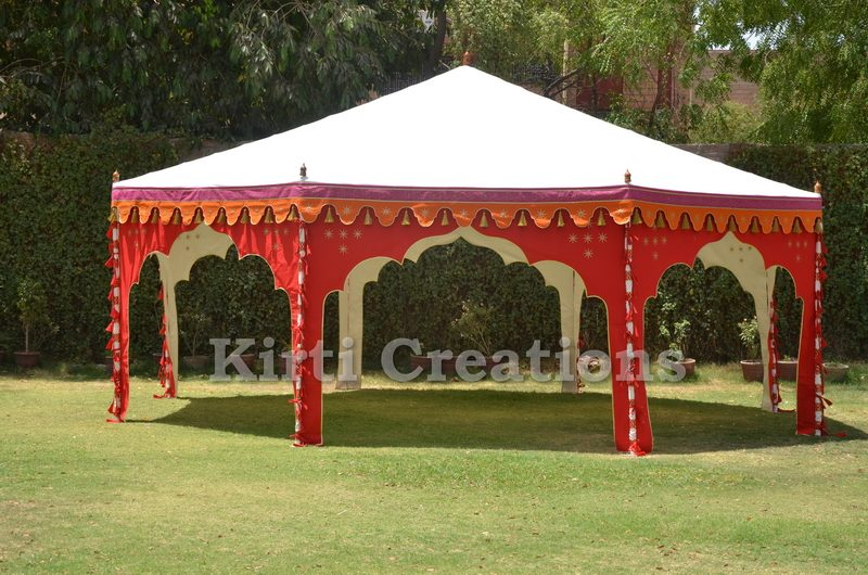 Traditional Luxury Tents