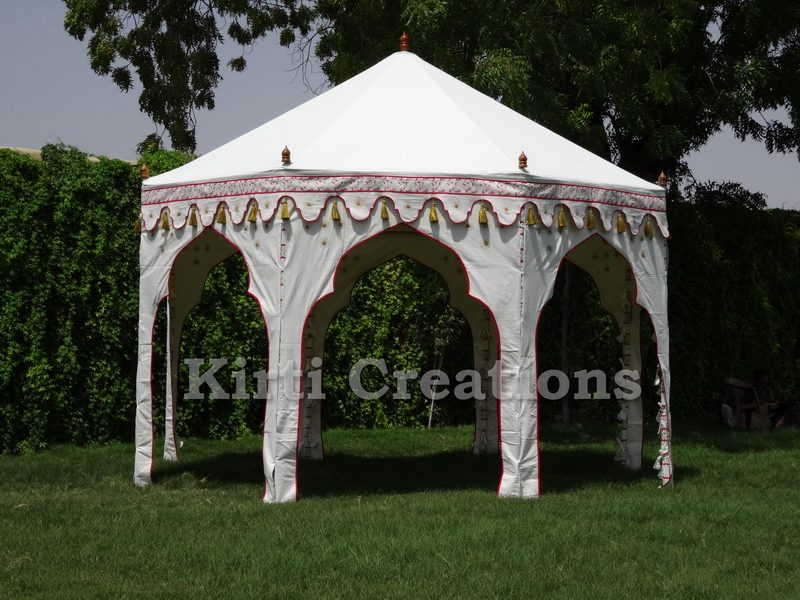 Aesthetic Luxury Tents & Best Luxury Tents :: Rajtent.co.uk :: Raj Tent