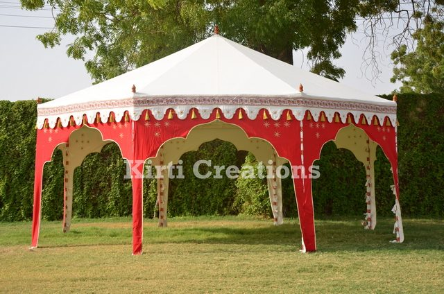 Stylish Garden Tents