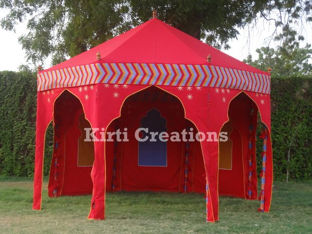 Lavish Garden Tents & Finest Garden Tents :: Rajtent.co.uk :: Raj Tent