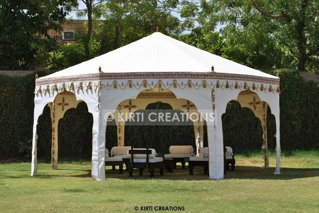 Monolithic Wedding Tents & Royal Wedding Tents :: Rajtent.co.uk :: Raj Tent