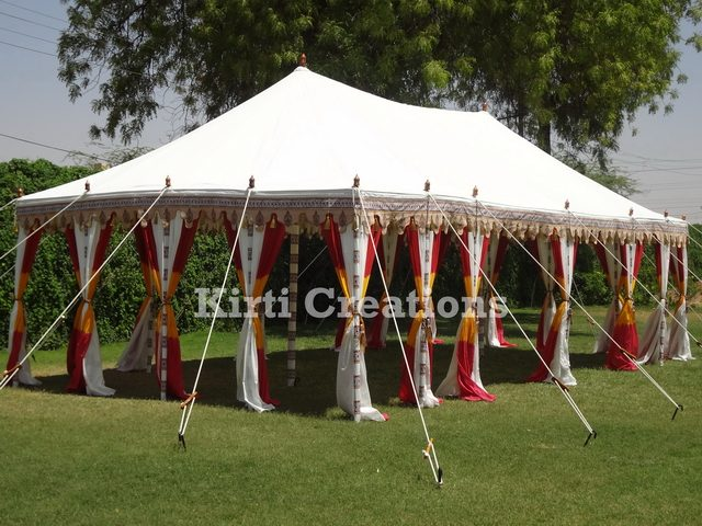 Luxurious Wedding Tents
