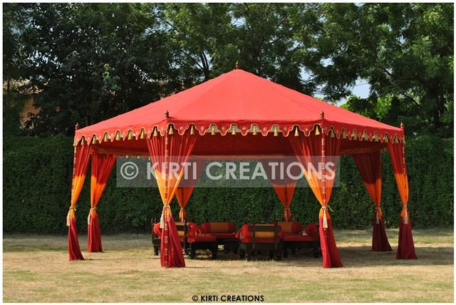 Imperial Indian Tents