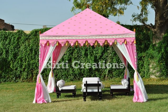 Majestic Indian Tents