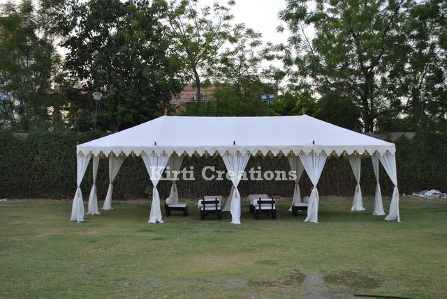 Designer Indian Tents