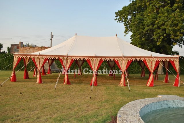 Magnificent Indian Tents