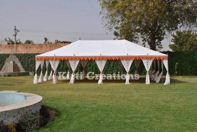 Unique Indian Tents