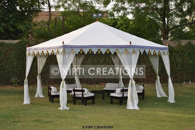 Exotic Party Tents