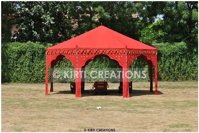 Handcrafted Event Tents