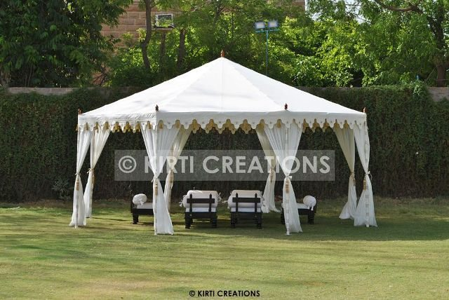 Designer Event Tents