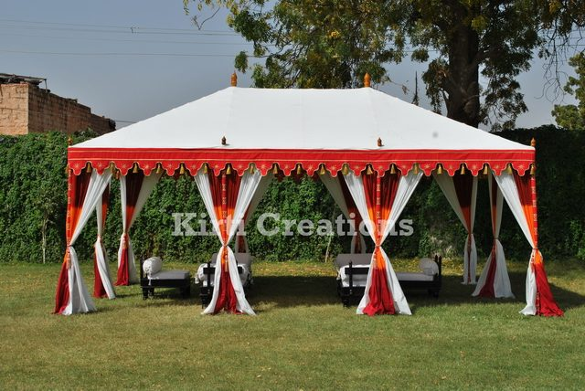 Magnificent Raj Tents