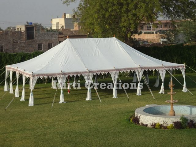 Lavish Raj Tents