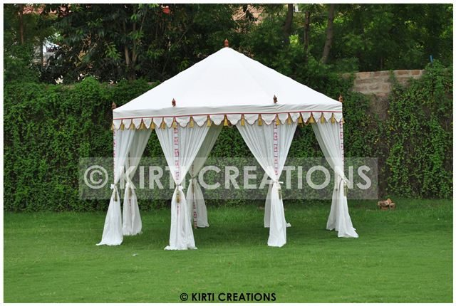 Luxury Pavilion Tents