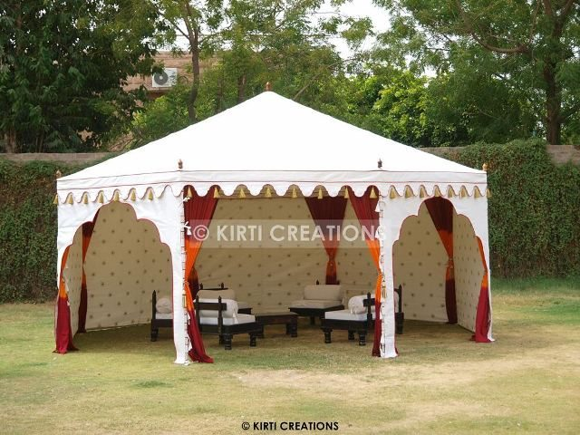 Royal Pavilion Tents