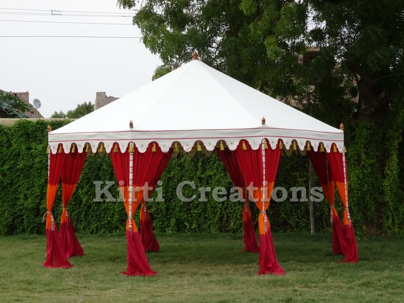 Exotic Pavilion Tents