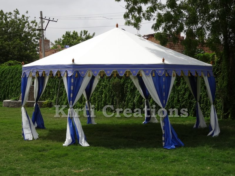 Outdoor Pavilion Tents