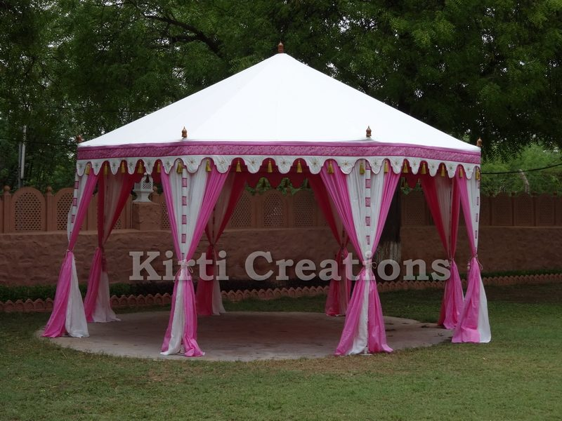 Aesthetic Pavilion Tents