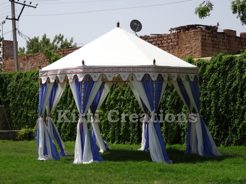 Traditional Pavilion Tents
