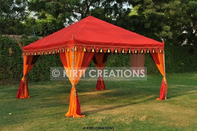 Majestic Pergola Tents