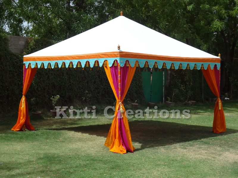 Magnificent Pergola Tents