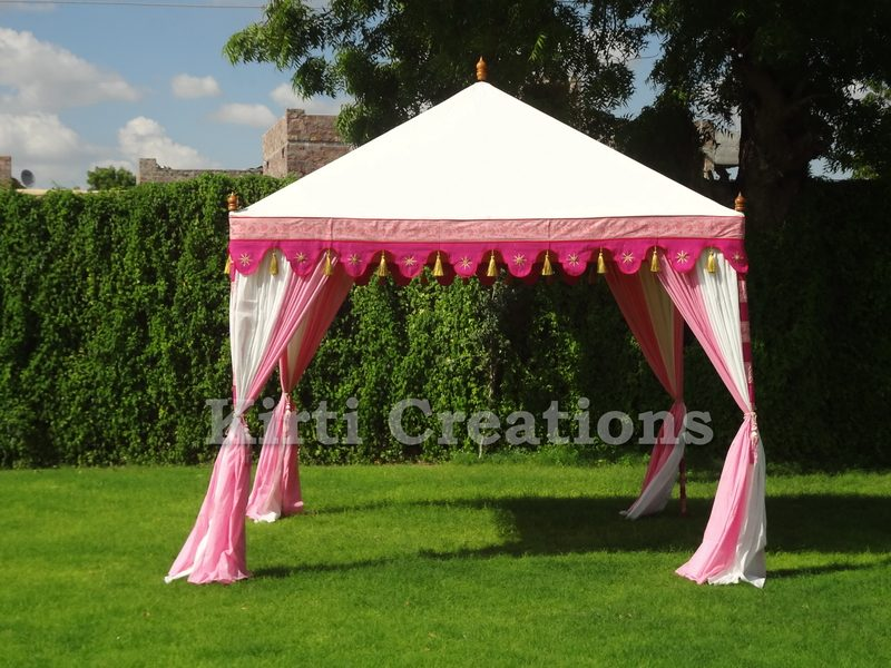 Fabulous Pergola Tents