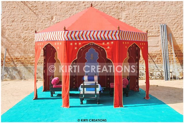 Event Ottoman Tents