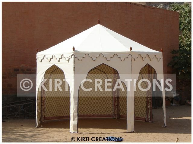 Outdoor Ottoman Tents