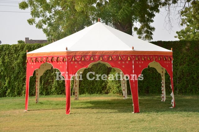 Classic Ottoman Tents