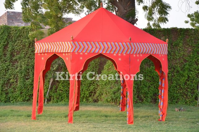 Magnificent Ottoman Tents