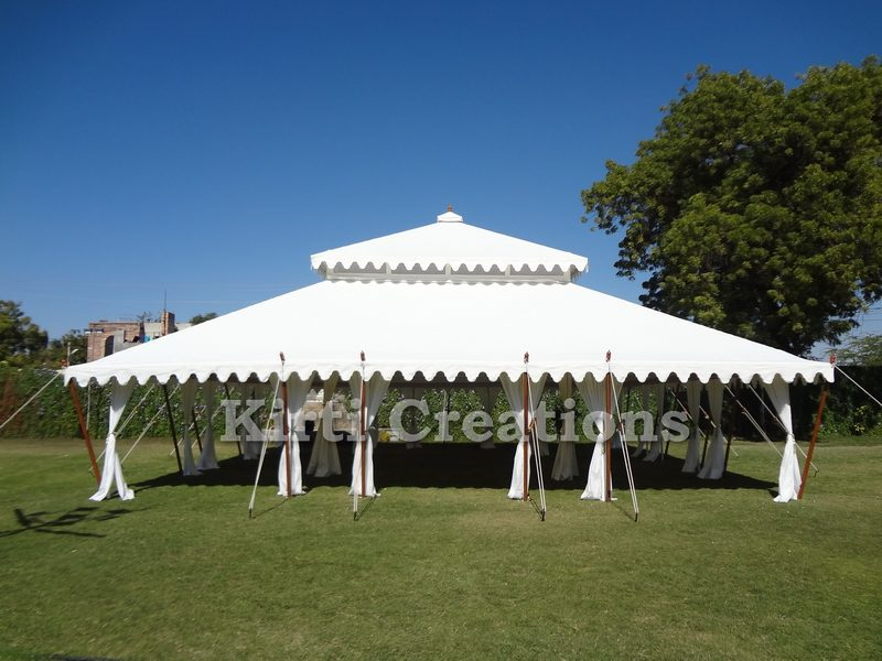 Magnificent Mughal Tents