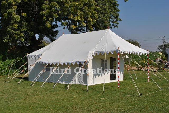 Fabulous  Swiss Cottage Tents