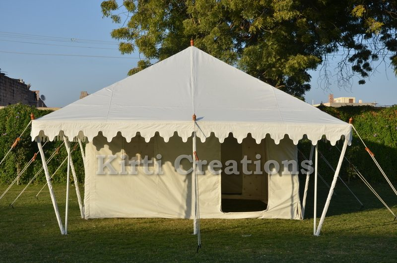 Exclusive  Swiss Cottage Tents