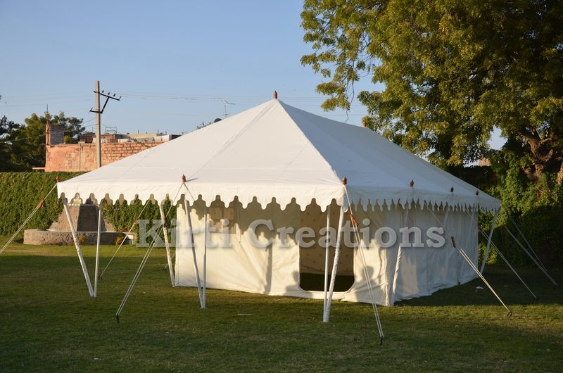 Unique Swiss Cottage Tents