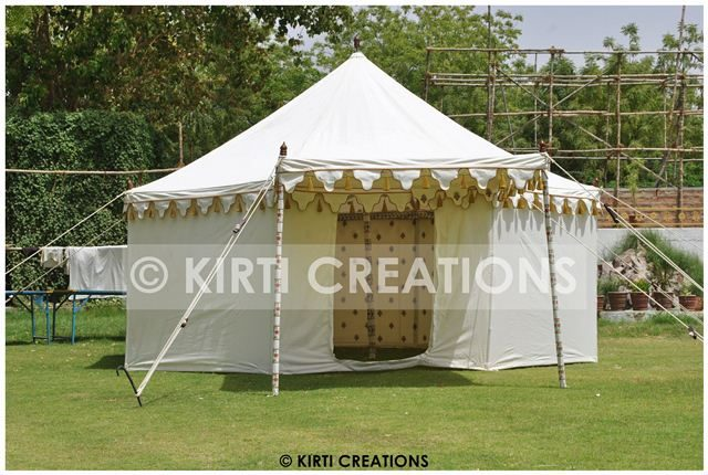 Luxurious  Bhurj Tents