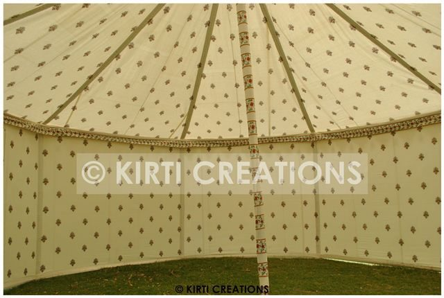 Wedding  Bhurj Tents