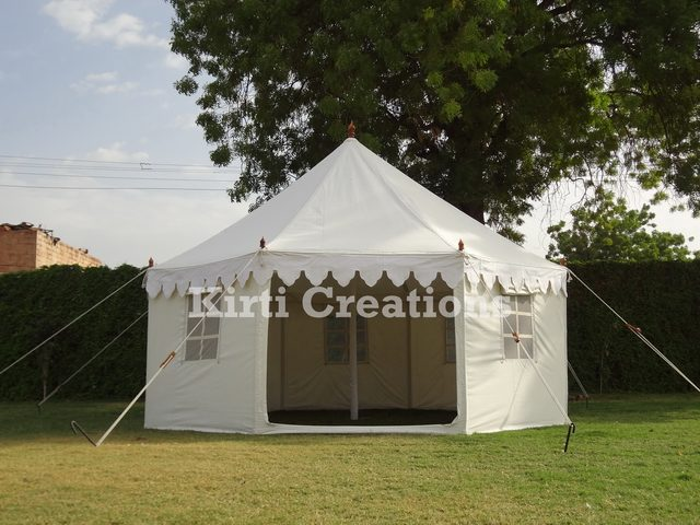 Spacious  Bhurj Tents