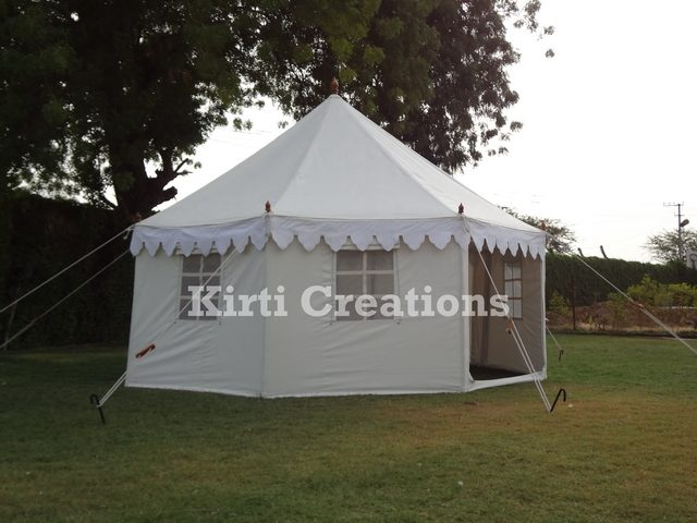 Unique Bhurj Tents