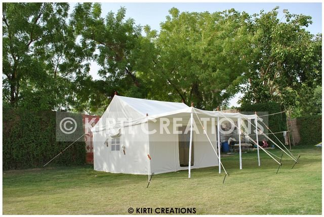 Special  Lily Pond Tents