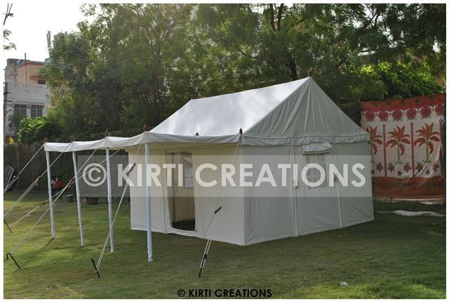 Garden  Lily Pond Tents