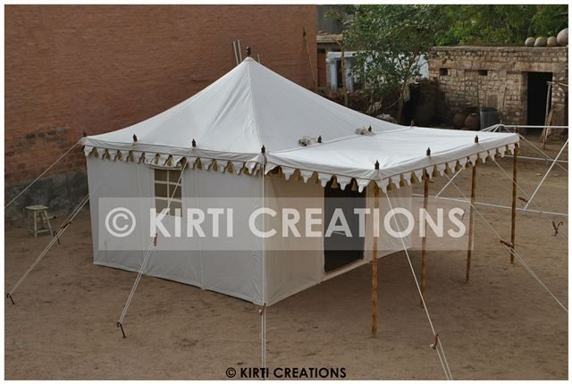 Traditional  Relief Tents