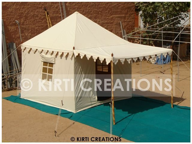 Aesthetic  Relief Tents