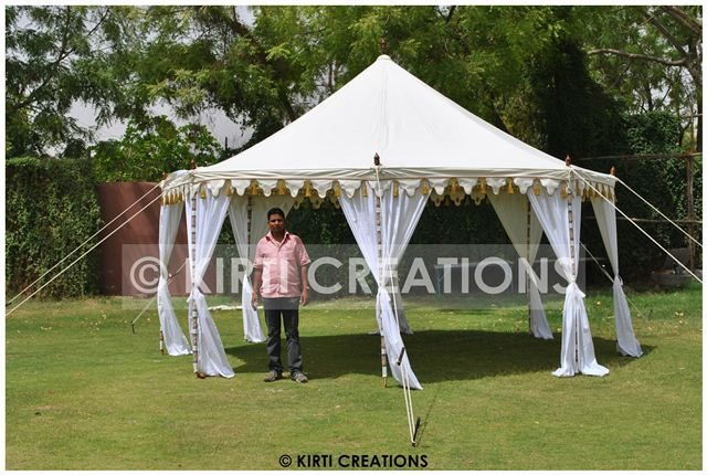 Party Handmade Tents