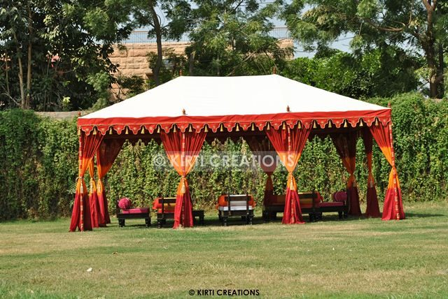Artistic Exclusive Tents