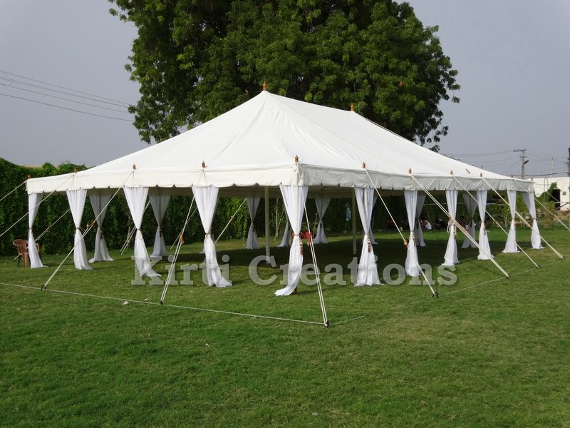 Stylish Royal Maharaja Tents