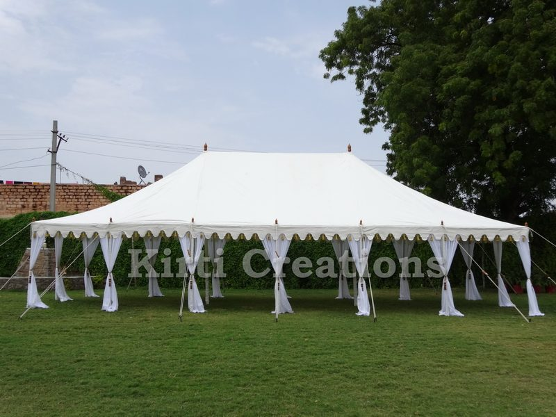 Lavish Royal Maharaja Tents