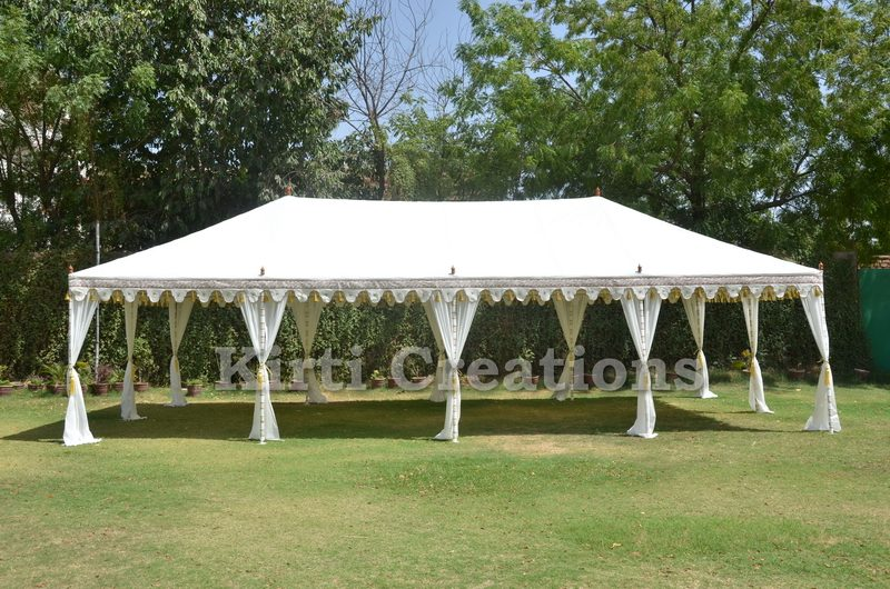 Elegant Royal Maharaja Tents