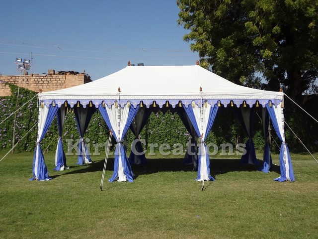 Luxury Royal Maharaja Tents