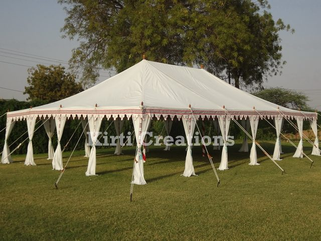 Wedding Royal Maharaja Tents
