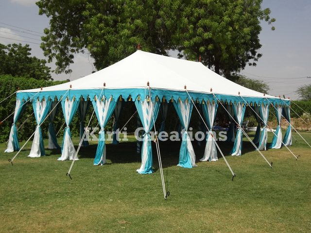 Luxurious Royal Maharaja Tents