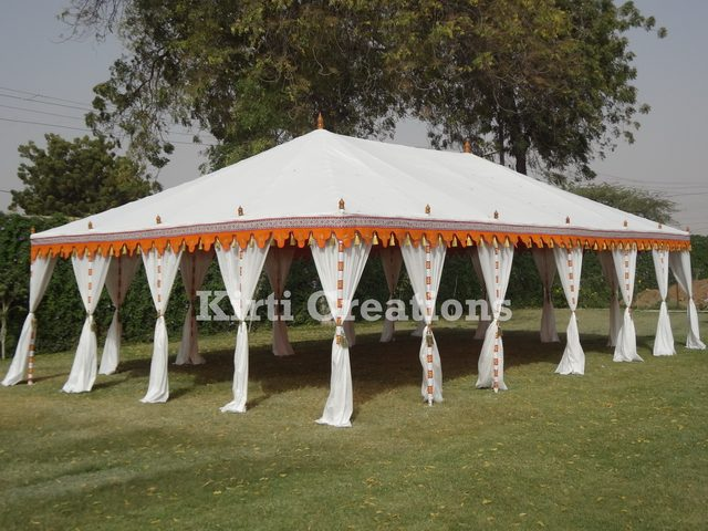 Splendid Royal Maharaja Tents
